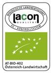 Zertifikat BIO AUSTRIA-Standard, geprüft von LACON GmbH